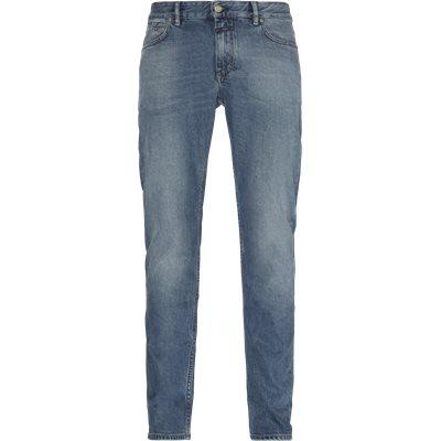 Slim fit   Jeans   Blå